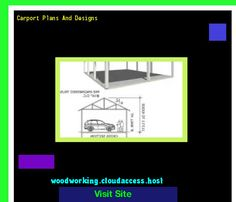 Carport Plans And Designs 153652 - Woodworking Plans and Projects!