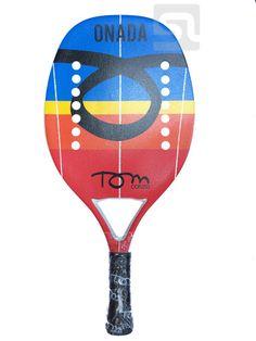 Racchetta Beach Tennis Tom Caruso ONADA 2014