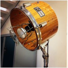 A drum with a different beat. Bespoke up cycled furniture from a 3rd year student at UOG.