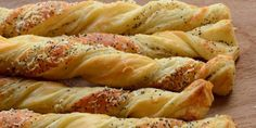Simple and easy Cheesy Breadsticks recipe
