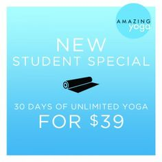 New Students Amazing Yoga rocks! And, to all certified fitness trainers, don't forget about your 20% off on all of our fantastic TONIC lifestyle apparel! | shopfootloose.com