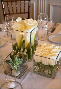 70+ Elegant Wedding Table Settings Ideas 2017 https://bridalore.com/2017/04/18/70-elegant-wedding-table-settings-ideas-2017/