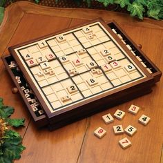 Sudoku Game Board, $34.99 | 23 Clever Gifts That Will Make Everyone On Your List Smarter