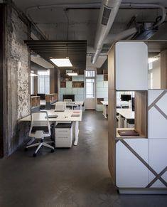 A Tour of Aleph's Modern Tel Aviv Office - Officelovin'