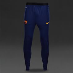 Nike FC Barcelona Strike Pants Wind Proximo El - Loyal Blue/University Gold