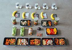 PiYo Meal Prep for the 1,800-2,100 Calorie Level | BeachbodyBlog.com