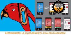 Picoloro App Fontanería, profesionales y particulares unidos en una aplicación móvil