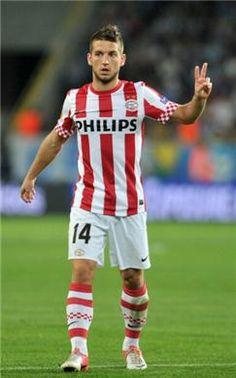 Dries Mertens my favorite footballer. He must return to PSV #14