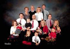 Fun Family Portrait Poses Family picture ideas