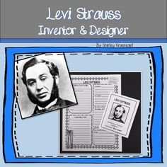 Inventions can help solve problems. Levi Strauss invented and designed the blue jeans, a durable pair of pants during the Gold Rush Era. McGraw-Hill Wonders Grade 4 Unit 5 Week 3 takes a look at inventors. This resource add to what your students are learning.