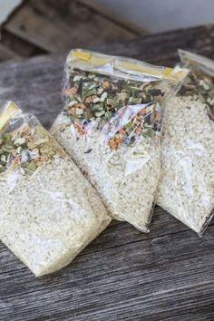 Essicare.com: risotto essiccato pronto da cuocere