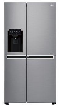 Americká lednice LG GSJ760PZUZ nerez   EURONICS Top Freezer Refrigerator, Lego, Kitchen Appliances, Diy Kitchen Appliances, Home Appliances, Kitchen Gadgets, Legos