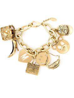 Moschino Charm Bracelet - Tiziana Fausti - Farfetch.com