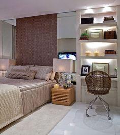 Home office: dicas para ter um escritório funcional e bonito em casa - Casa e Decoração - UOL Mulher