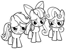 My little pony friendship is magic coloring pages - Rainbow Dash ...