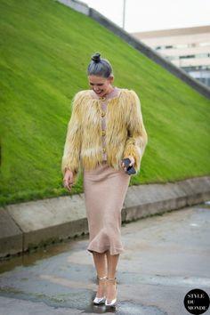 STYLE DU MONDE / Paris FW SS2014: Megan Bowman Gray  // #Fashion, #FashionBlog, #FashionBlogger, #Ootd, #OutfitOfTheDay, #StreetStyle, #Style