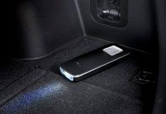 Portable LED-Taschenlampe für den KIA Carens Galaxy Phone, Samsung Galaxy, Den, Flashlight