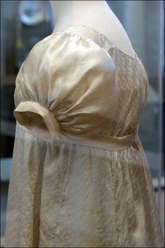 Dress, Russia, 1810s