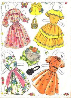 (⑅ ॣ•͈ᴗ•͈ ॣ)♡                                                             ✄Paper Dolls Girls