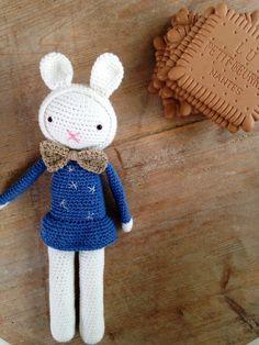 Josephine from the Tendre crochet book