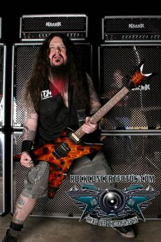 Dimebag Darrell #2 guitarist huge influence on groove and how to play live!