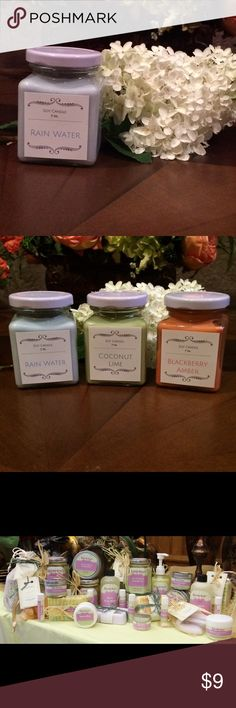 Spotted while shopping on Poshmark: Natural soy candles! #poshmark #fashion #shopping #style #Other
