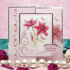 Sparkling Pearl   Hunkydory Crafts