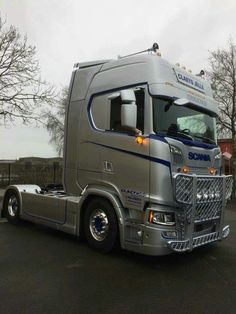 Scania Truck Cabover
