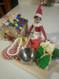 Looks like Henrietta has a bit of a sweet tooth!