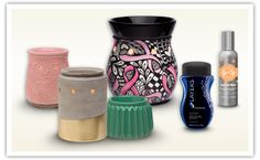 scented candle wax and warmers