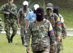 News From Colombia history | Gobierno de Colombia y las FARC firman acuerdo para inicio de ...