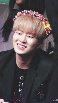 his smile is so cute | cyj