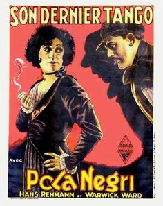 "'THE WAY OF LOST SOULS' (1929): 'also known as ""The Woman He Scorned"" and ""Street of Abandoned Children"", and in French as ""Son Dernier Tango"". ""The Way of Lost Souls"" is a 1929 British drama film directed by Paul Czinner and starring Pola Negri, Warwick Ward and Hans Rehmann.'     ✫ღ⊰n"