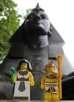 LEGO Egyptian Pharaonic Dynasty