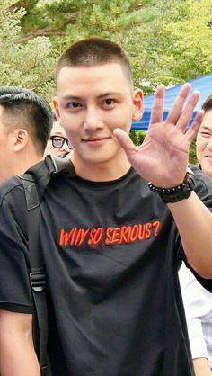 Ji Chang Wook I love you ❤❤❤