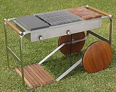 If It's Hip, It's Here: The 25 Top Modern Outdoor Grills & Barbeques