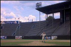 War Memorial Stadium, Buffalo, New York...