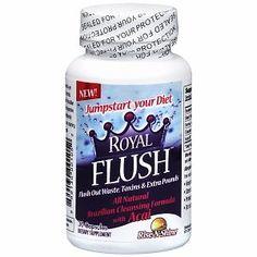 Rise-N-Shine Royal Flush