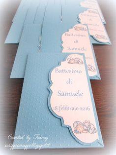 Card portafoto per battesimo www.scripposcrappo.blogspot.it