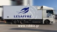 Lesaffre - Σήμανση οχημάτων // #Ολική_Κάλυψη #Σήμανση_Οχημάτων #Στόλοι_Εταιρειών #Ψηφιακές_Εκτυπώσεις #robbieadv