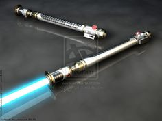 Love the longer hilt, gives more room for grip and maneuverability, but would prefer a green blade...