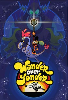 Am I the only parent who watches Wonder over Yonder and thinks, the creator was totally Whovian?