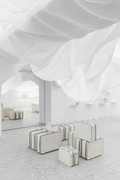 Ultra White Valextra Flagship [Milan]   Trendland - Design, Art & Culture Online Magazine