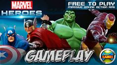 Marvel Heroes MMO game Free to Play