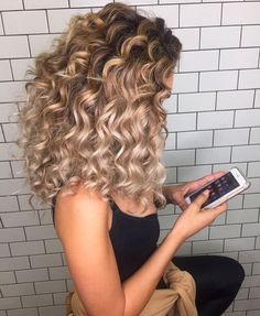 Image result for curly hair curling iron