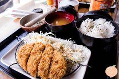 DEAR DREAMERS Katsu Cafe is the third Japanese restaurant offering katsu set meals I mentioned in my Kimukatsu post. Food Trip, Restaurant Offers, Manila, Japanese, Meals, Food Travel, Japanese Language, Meal, Yemek