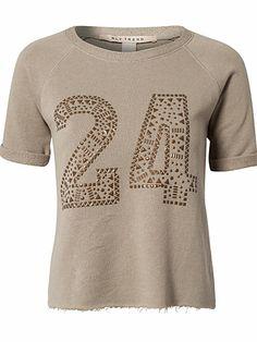 Number Sweater - Nly Trend - Armeijanvihreä - Puserot - Vaatteet - Nainen - Nelly.com