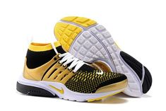 detailed look 7baab 8d979 basket running nike 2017 nike air presto jaune et noir homme fly