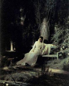 Notte al Chiaro di Luna - Nuit au Clair de Lune, 1880 Russian Painting, Russian Art, Nocturne, Photography Illustration, Art Photography, Moonlight Photography, A4 Poster, Poster Prints, Art Pictures