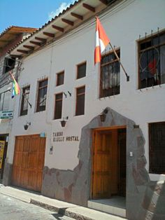 Hotel colonial en cusco